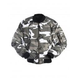 Blouson MA1® T/C Camouflage - Blousons / Coupe vent Quaerius