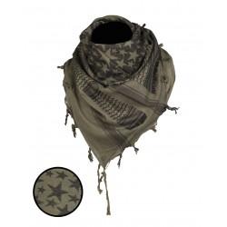 Echarpe Shemagh Stars - Cheche Foulard Militaire Quaerius