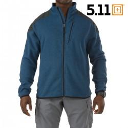 Sweat Tactical Full Zip - Sweat 5.11 - Equipements Militaire Quaerius