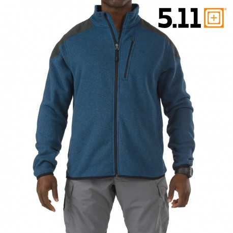 Sweat Tactical Full Zip - Sweat 5.11 - Equipements Militaire Quaerius