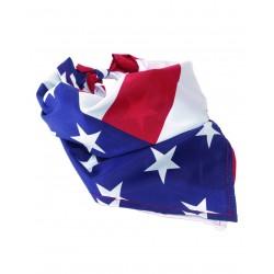 Bandana Western USA - Bandana Drapeau Américain Quaerius