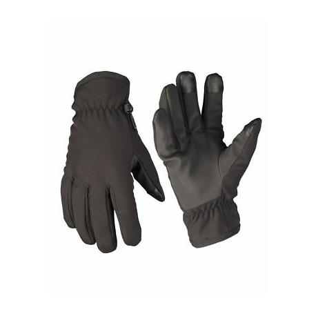 Gants Softshell Thinsulate - Gants Polaire Hiver Quaerius