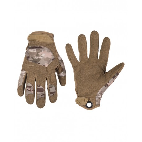 Gants Combat Kinetixx X-Light Multitarn - Gants d'Intervention Quaerius