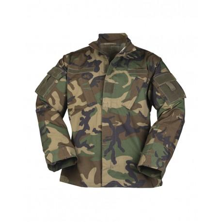 Veste US ACU Ripstop Camouflage - Vestes Treillis Quaerius