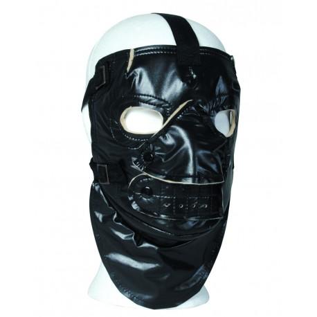 Masque Anti Froid Noir - Masque de Protection du Visage Quaerius