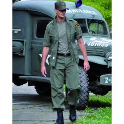 Veste US M64 VIETNAM Mil-Tec - Equipement militaire Treillis Quaerius