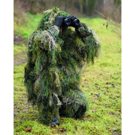 Tenue Ghillie Mil-Tec - Equipement militaire camouflage Quaerius