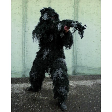 Tenue Ghillie Night Fighter - Ghuillie Quaerius