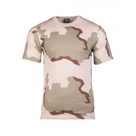 T-Shirt Camo Mil Tec - Tshirt Camouflage Quaerius
