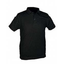 Polo Tactique Manches Courtes QuickDry Mil Tec - Polo Tactique Quaerius