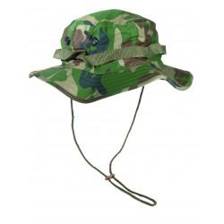 Bob Jungle Type US - Chapeau Randonnée Militaire Quaerius