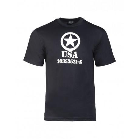T-shirt Allied Star Mil Tec - T-shirt Quaerius