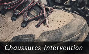 Chaussures Intervention Militaire