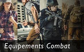 Equipements Combats militaire