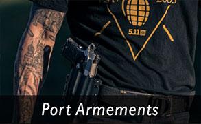 Port armement militaire