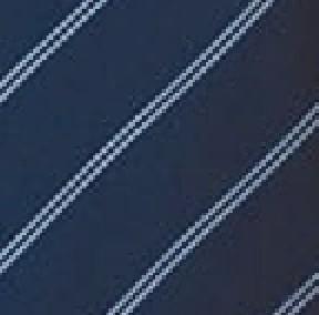 DCA - Bleu Marine Rayure